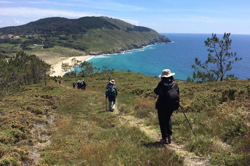 Foto de Ruta por Galicia: O camiño dos faros e islas Cies