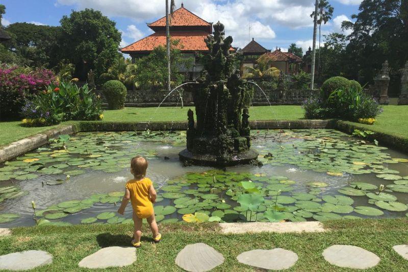 Foto de Ruta por Indonesia en familia Jardines de Ubud