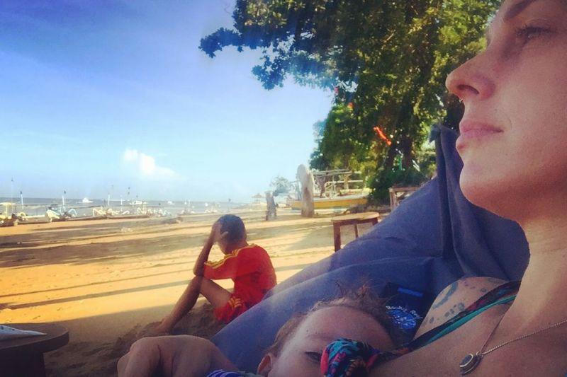 Foto de Ruta por Indonesia en familia Relax y lactancia