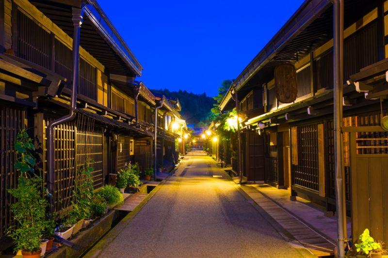 Foto de Ruta por Japón a tus pies Las casas de madera de hida