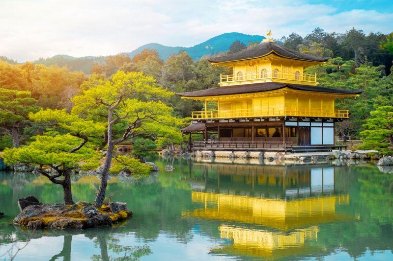 Foto de Ruta por Japón a tus pies templo en Kyoto