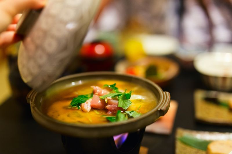 Foto de Ruta por Japón a tus pies tradicional desayuno japones