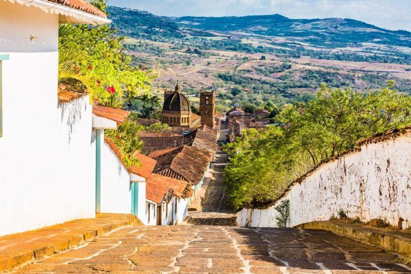 Foto de Ruta por La atracción de Sudamérica Las aldeas de la zona cafetera