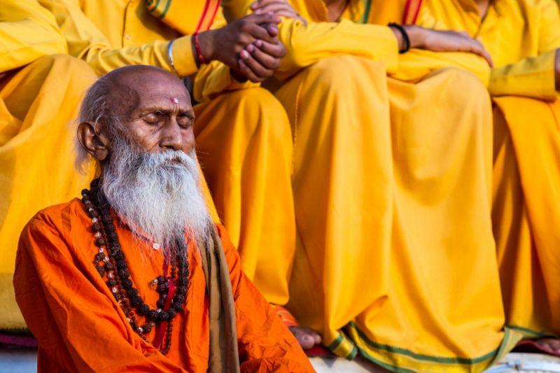 Foto de Ruta por La cuna del Yoga Sadhu in Rishikesh