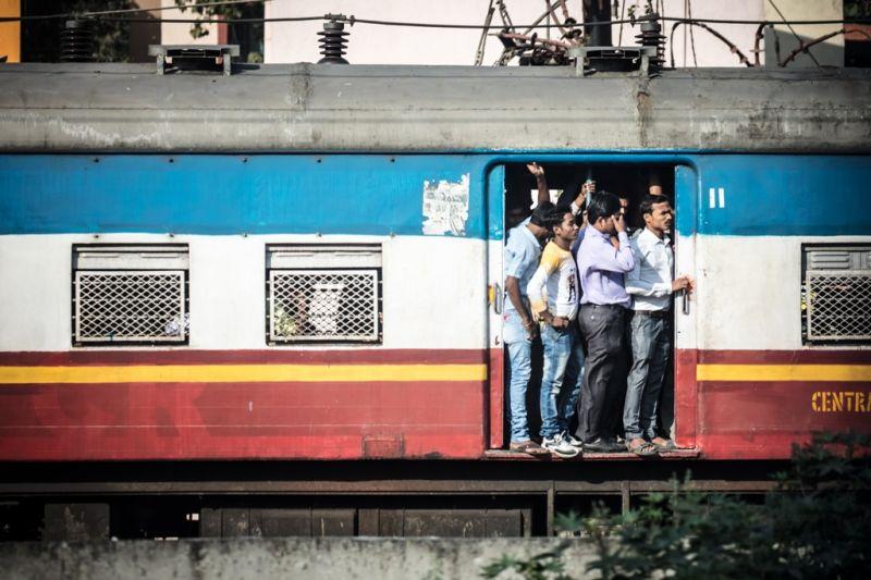 Foto de Ruta por La India menos conocida Tren bombay