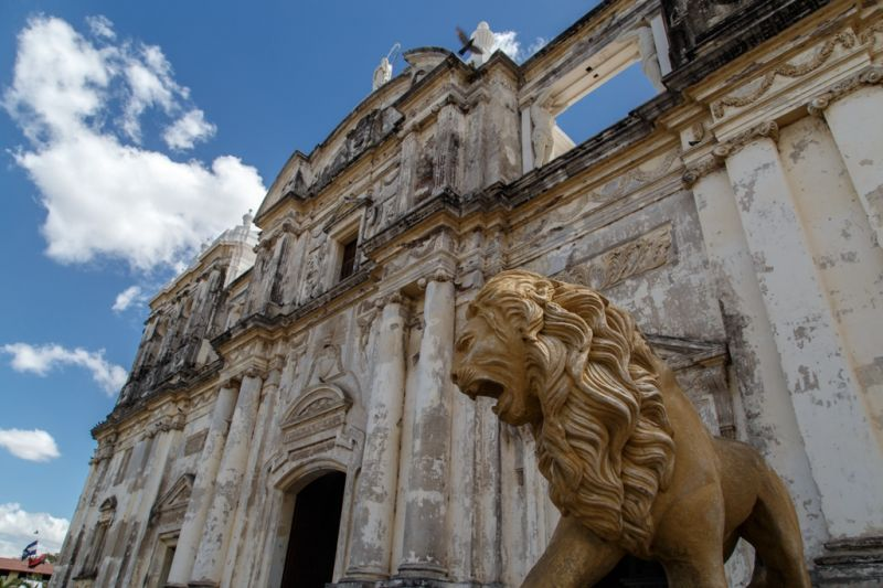 Foto de Ruta por La magia de Centroamérica catedral del leon