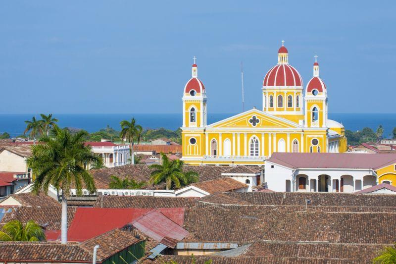 Foto de Ruta por La magia de Centroamérica ciudad de granada en nicaragua