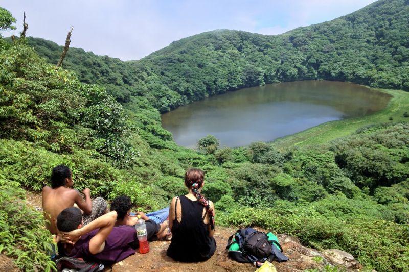 Foto de Ruta por La magia de Centroamérica crater en la isla de ometepe