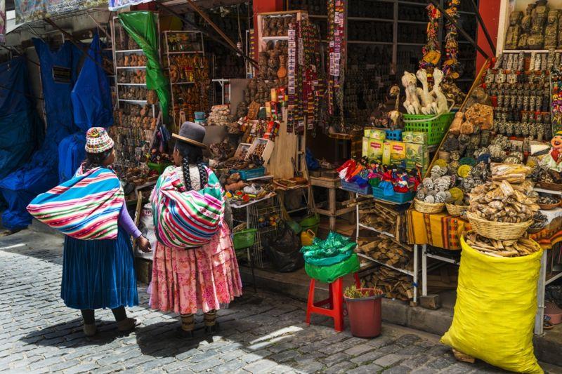 Foto de Ruta por La perla andina Tienda tradicional