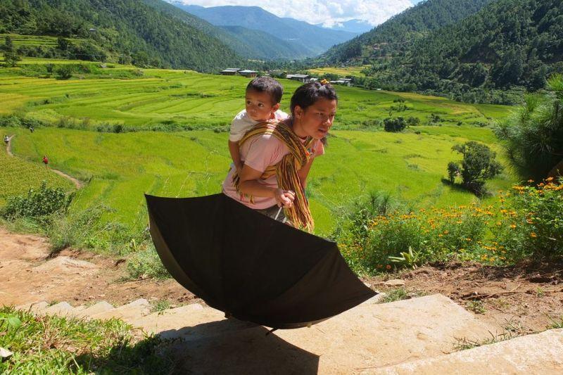 Foto de Ruta por La reserva espiritual de los Himalayas 3