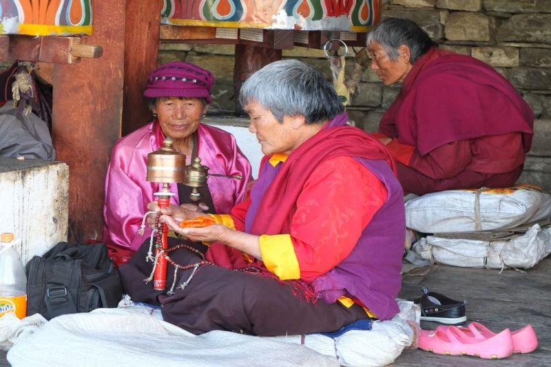 Foto de Ruta por La reserva espiritual de los Himalayas 6
