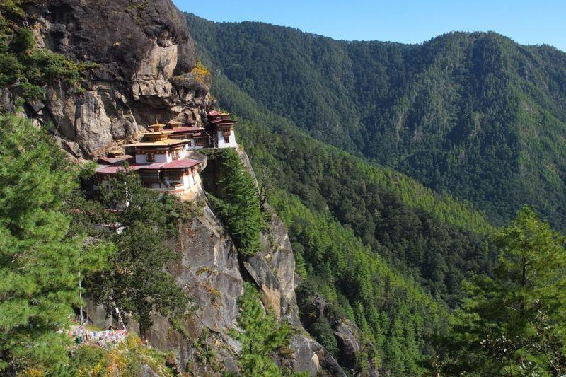 Foto de Ruta por La reserva espiritual de los Himalayas 8