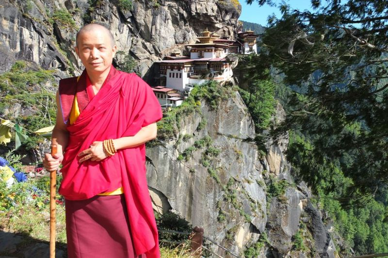 Foto de Ruta por La reserva espiritual de los Himalayas 9