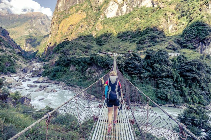 Foto de Ruta por La sonrisa del Himalaya 4