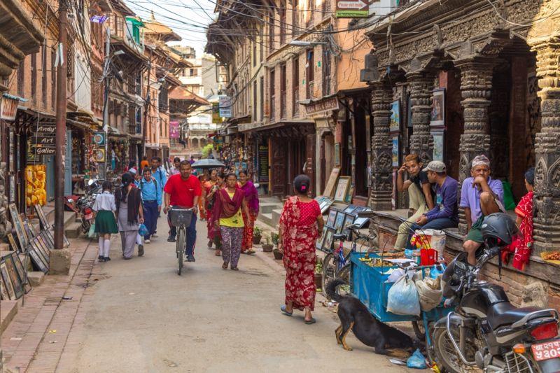 Foto de Ruta por La sonrisa del Himalaya 7