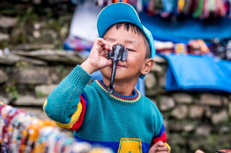 Foto de Ruta por La sonrisa del Himalaya 8