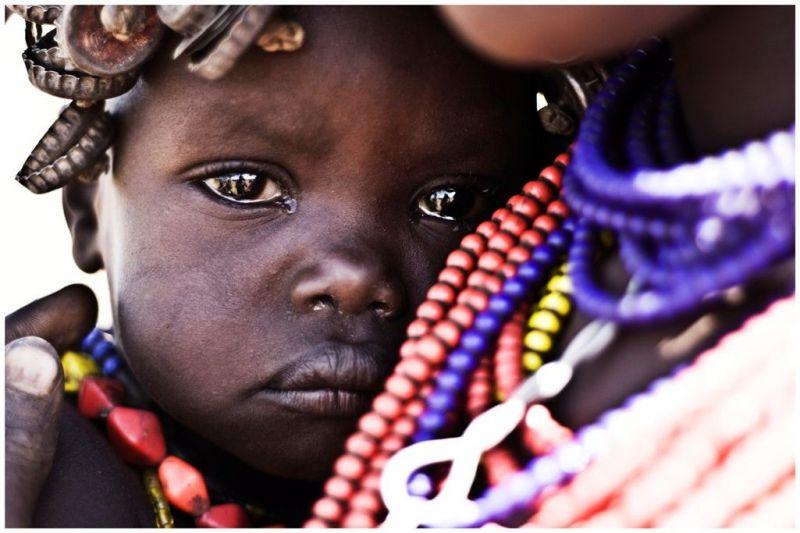 Foto de Ruta por Las tribus del Sur y lo mejor del Norte Bebe llorando