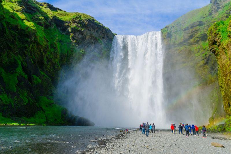 Foto de Ruta por Naturaleza Artica Skogafoss  Waterfall