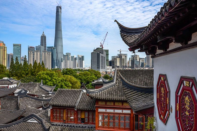 Foto de Ruta por Paisajes desde Shanghai a Hong Kong Los contrastes de Hong Kong