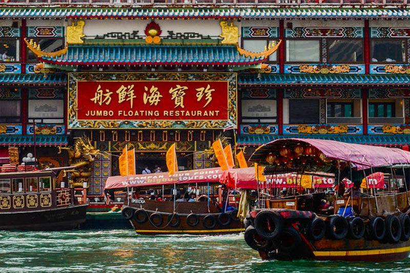 Foto de Ruta por Paisajes desde Shanghai a Hong Kong Paisaje de Hong Kong