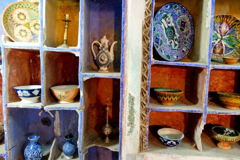 Foto de Ruta por Por tierras de Samarkanda artesania