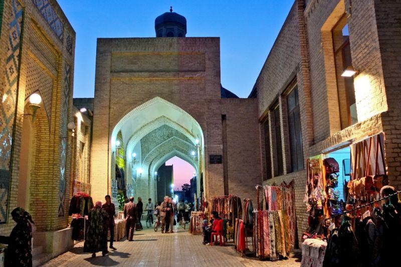 Foto de Ruta por Por tierras de Samarkanda Corazon de la ruta de la seda