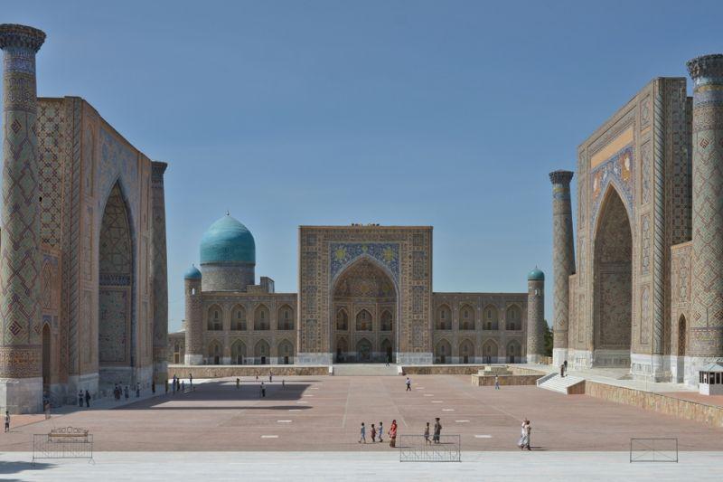 Foto de Ruta por Por tierras de Samarkanda Samarcanda