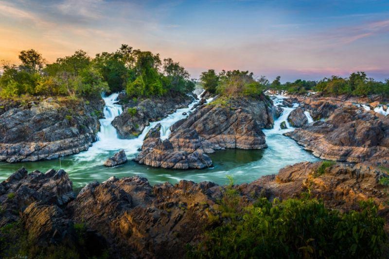 Foto de Ruta por Recorriendo el Río Mekong 11