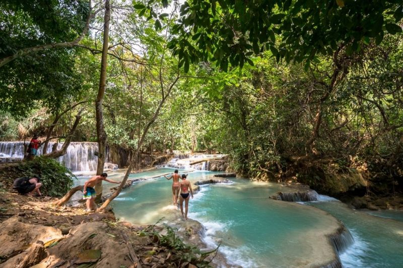 Foto de Ruta por Recorriendo el Río Mekong 3