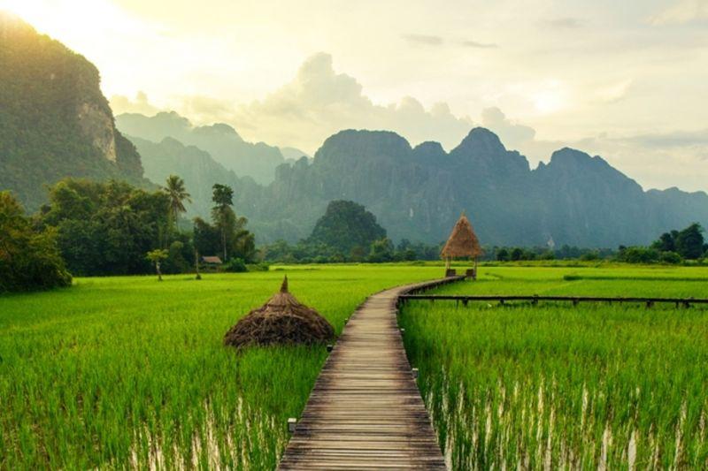 Foto de Ruta por Recorriendo el Río Mekong 5