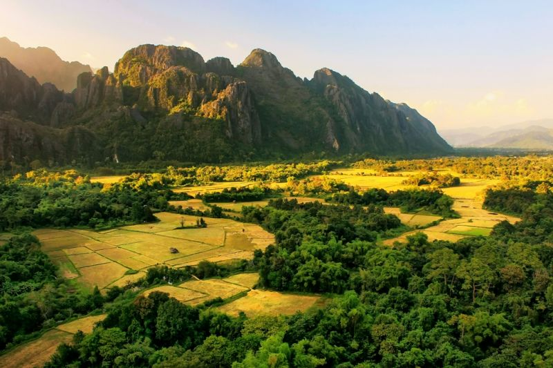 Foto de Ruta por Recorriendo el Río Mekong 6