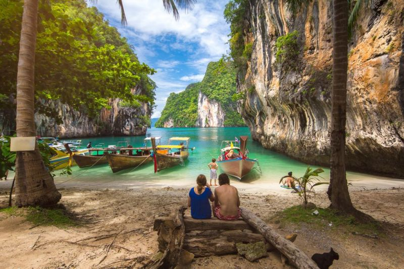 Foto de Ruta por Recuerdos de Tailandia islas tailandia