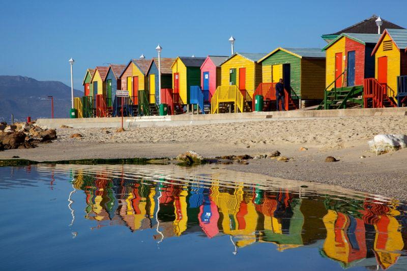 Foto de Ruta por Road trip por Sudáfrica baños de colores