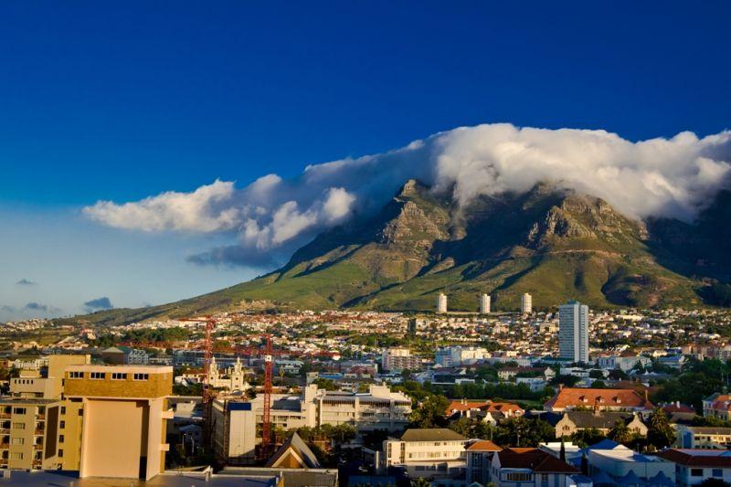 Foto de Ruta por Road trip por Sudáfrica espectacular montaña