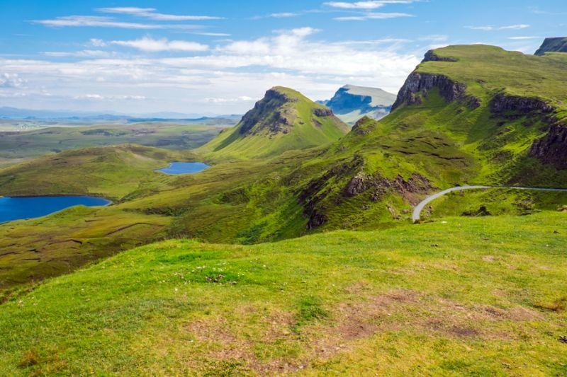 Foto de Ruta por Rumbo a las Highlands Naturaleza pura