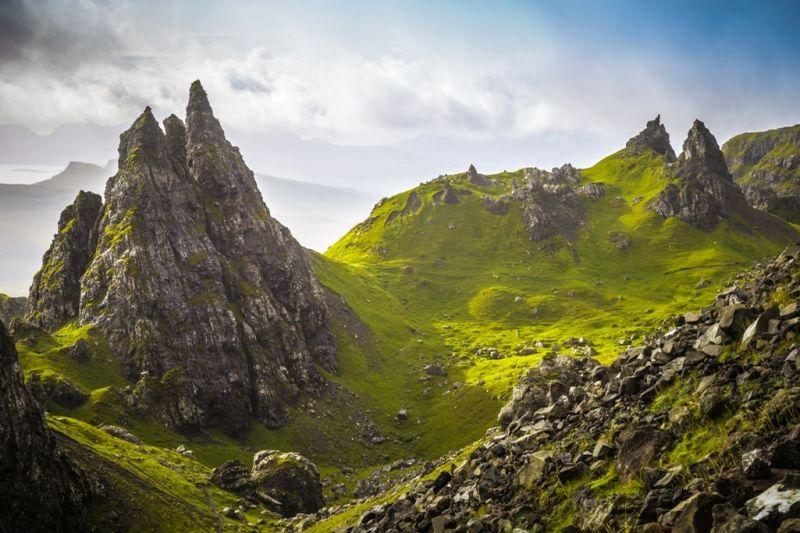 Foto de Ruta por Rumbo a las Highlands Peñon