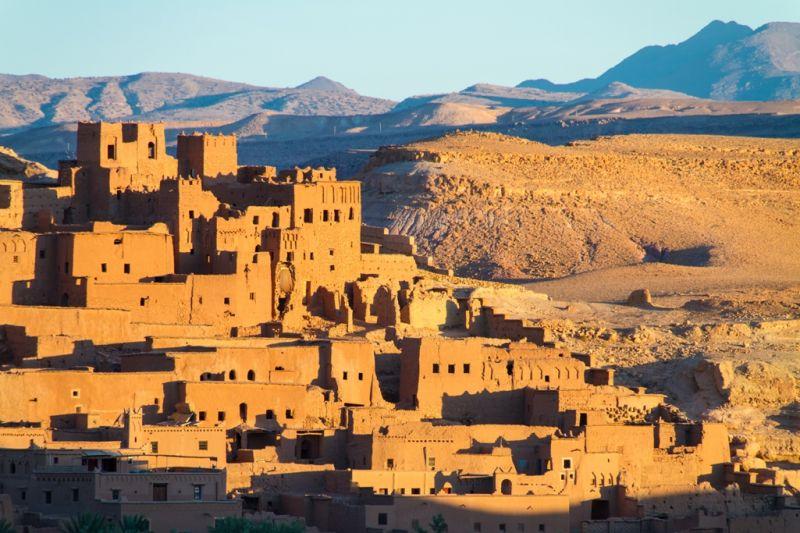 Foto de Ruta por Rumbo al desierto Ait Ben Haddou