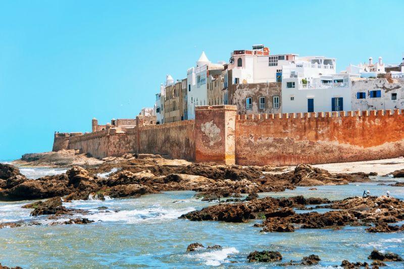 Foto de Ruta por Rumbo al desierto costa marroqui