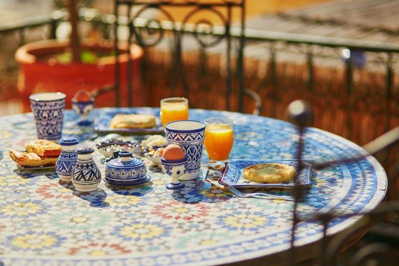 Foto de Ruta por Rumbo al desierto desayuno