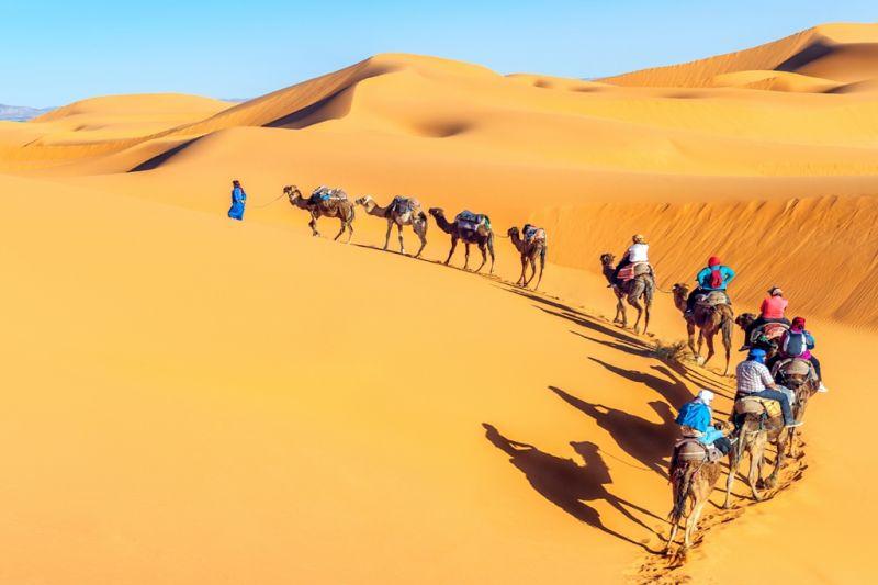 Foto de Ruta por Rumbo al desierto recorriendo el sahara