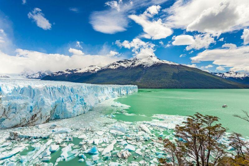 Foto de Ruta por Ruta Patagónica Panoramica del Perito Moreno y Lago Argentino