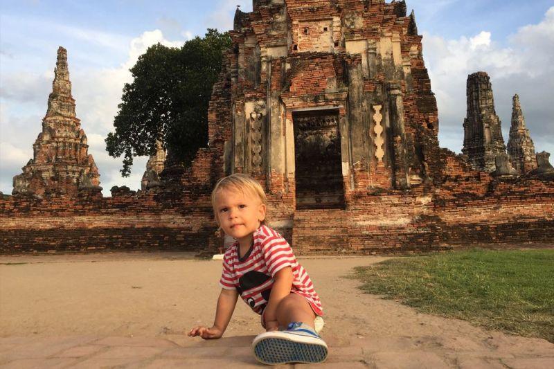Foto de Ruta por Tailandia en Familia Ayutthaya