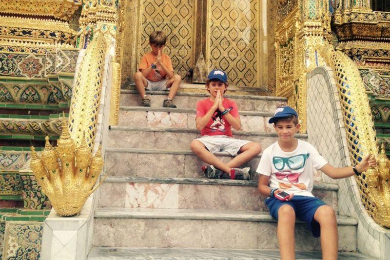 Foto de Ruta por Tailandia en Familia Bangkok