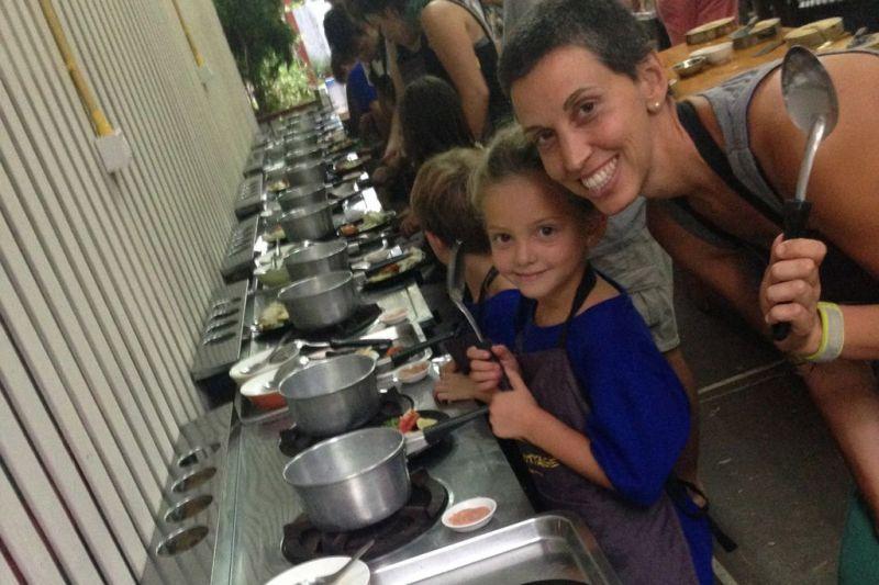 Foto de Ruta por Tailandia en Familia Curso cocina tailandesa