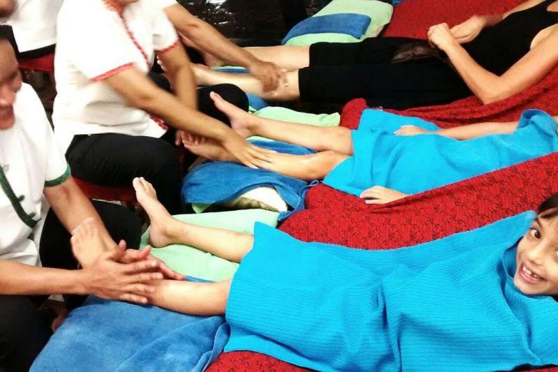 Foto de Ruta por Tailandia en Familia Masajes en Bangkok