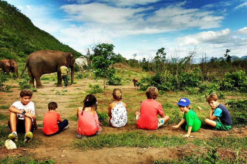 Foto de Ruta por Tailandia en Familia Viajar, la mejor escuela
