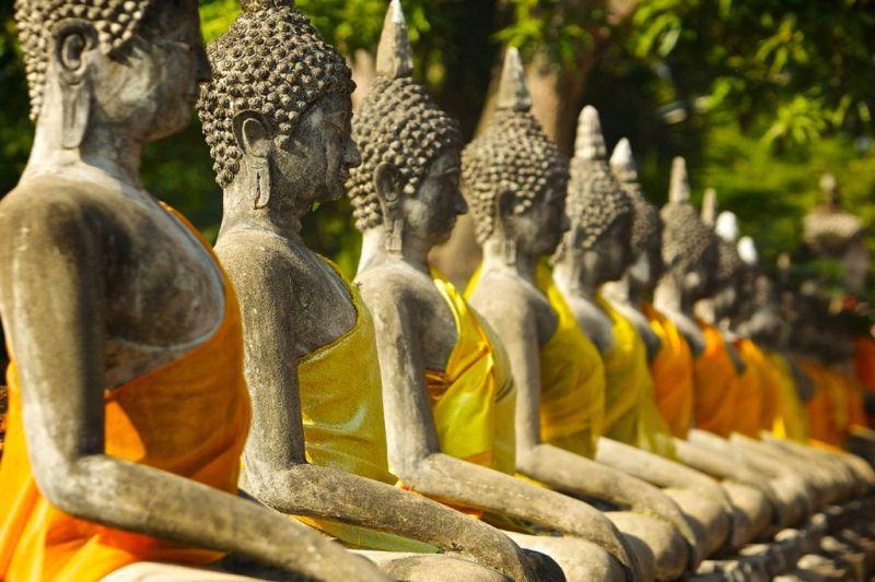 Foto de Ruta por Yoga en el antiguo Siam ayutthaya