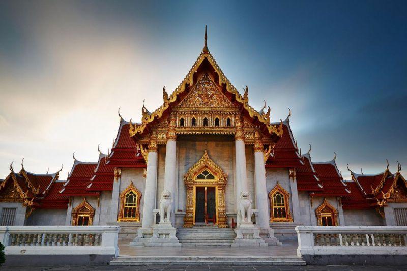 Foto de Ruta por Yoga en el antiguo Siam Templo Bangkok