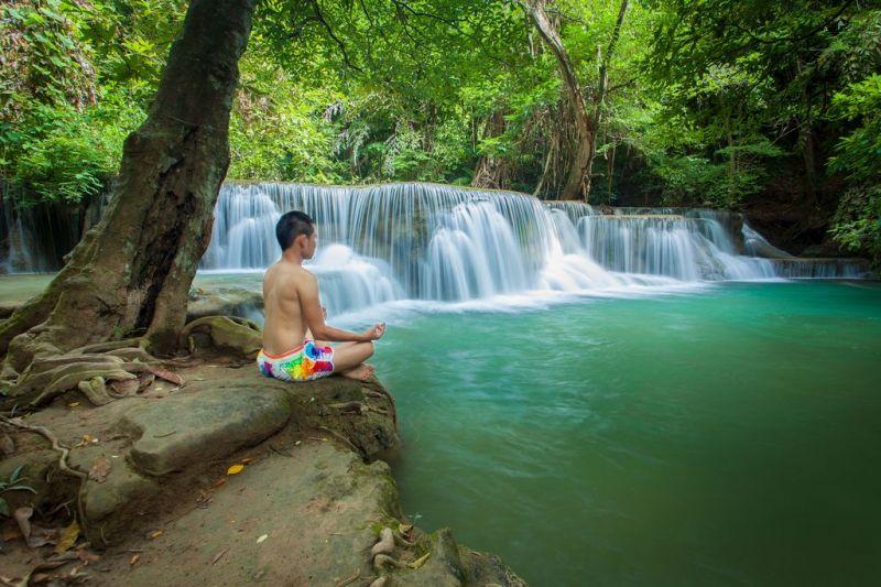 Foto de Ruta por Yoga en el antiguo Siam Waterfall