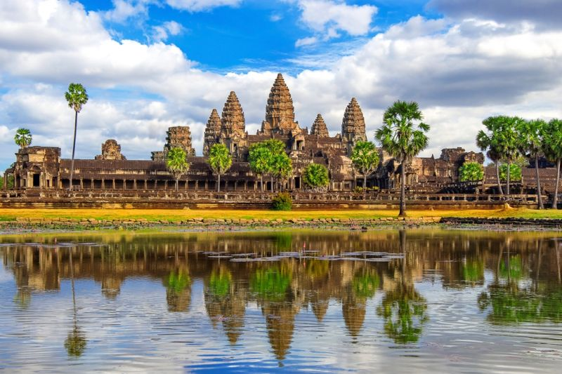 Foto de Ruta por Yoga y Aventura en Camboya Los templos de Angkor
